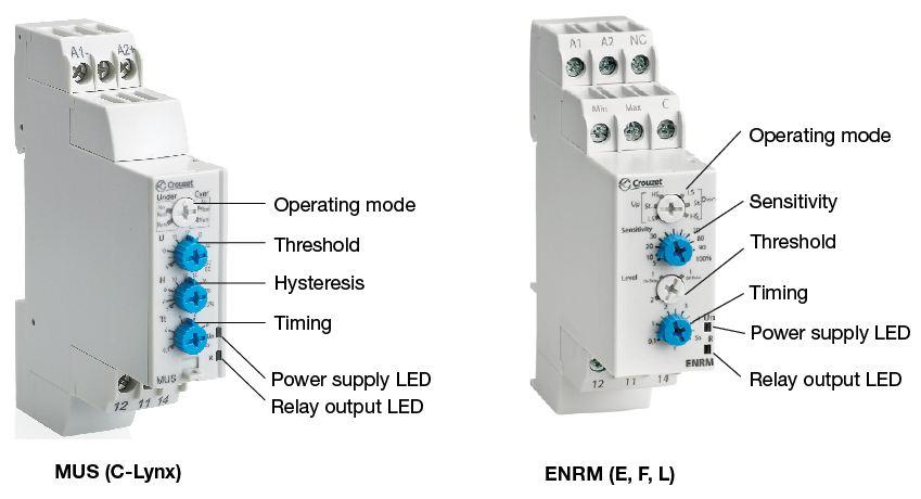 A Control Relay Controlrhcontrolcrouzet: Crouzet Timer Relay Wiring Diagram At Gmaili.net
